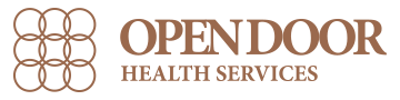 Open Door Health Services Logo
