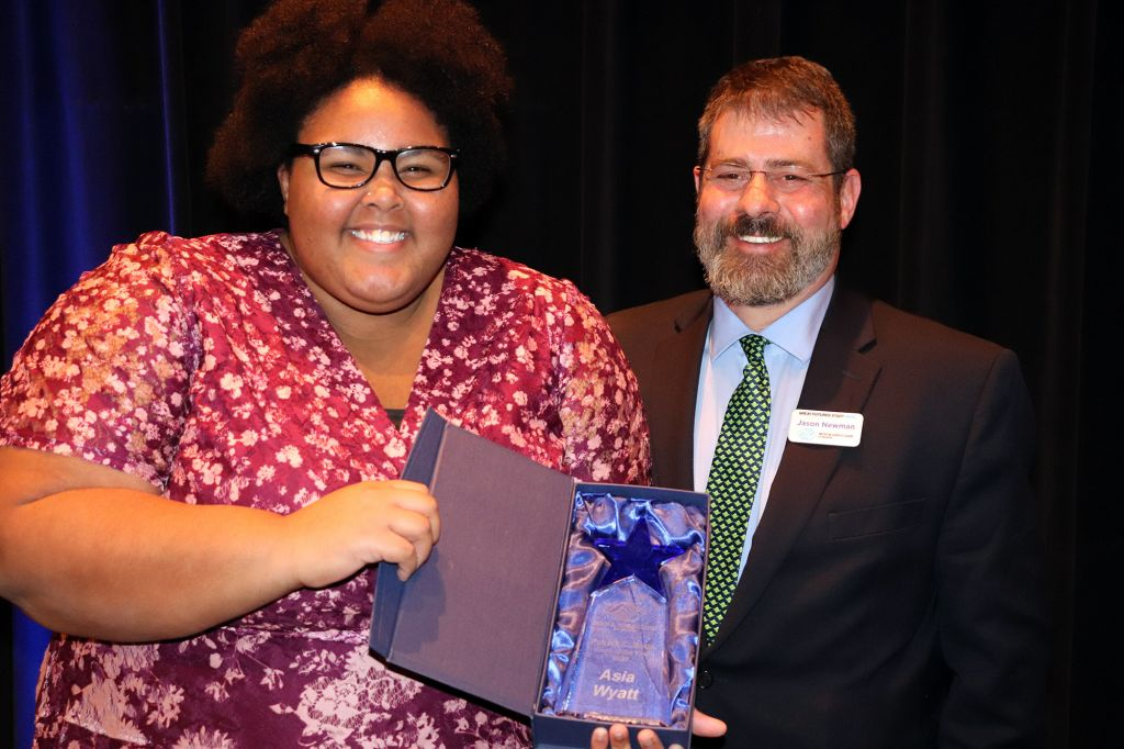 2020 Patrick C. Botts Youth of the Year - Asia Wyatt